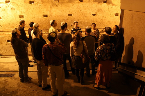 Largest Stone, Western Wall Tunnels