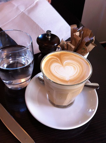 coffee - bird cow fish, surry hills