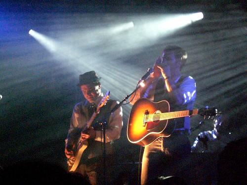 Austin Nevins, Josh Ritter