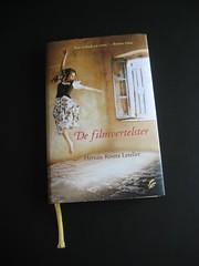 Book 'De filmvertelster' ('The Movie Teller')