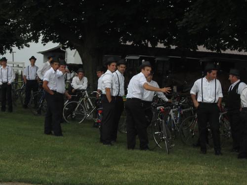 Amish boys