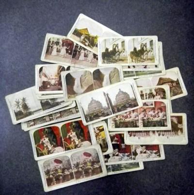 Stereogram Cards