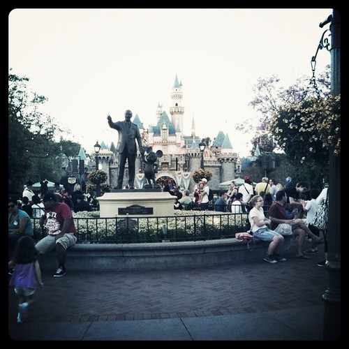 Disneyland 2011.  Photo Credit: Derek Chisamore