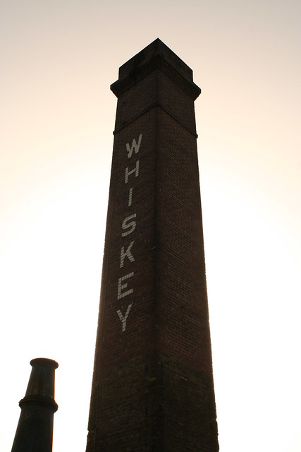 locke's distillery chimney
