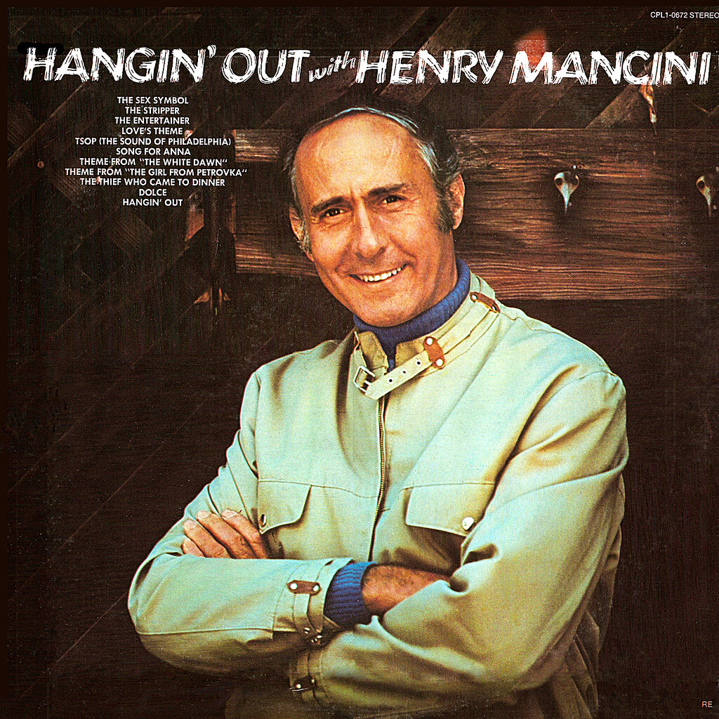 Henry Mancini - Hangin Out With Henry Mancini