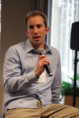 Alex King at WordCamp Seattle