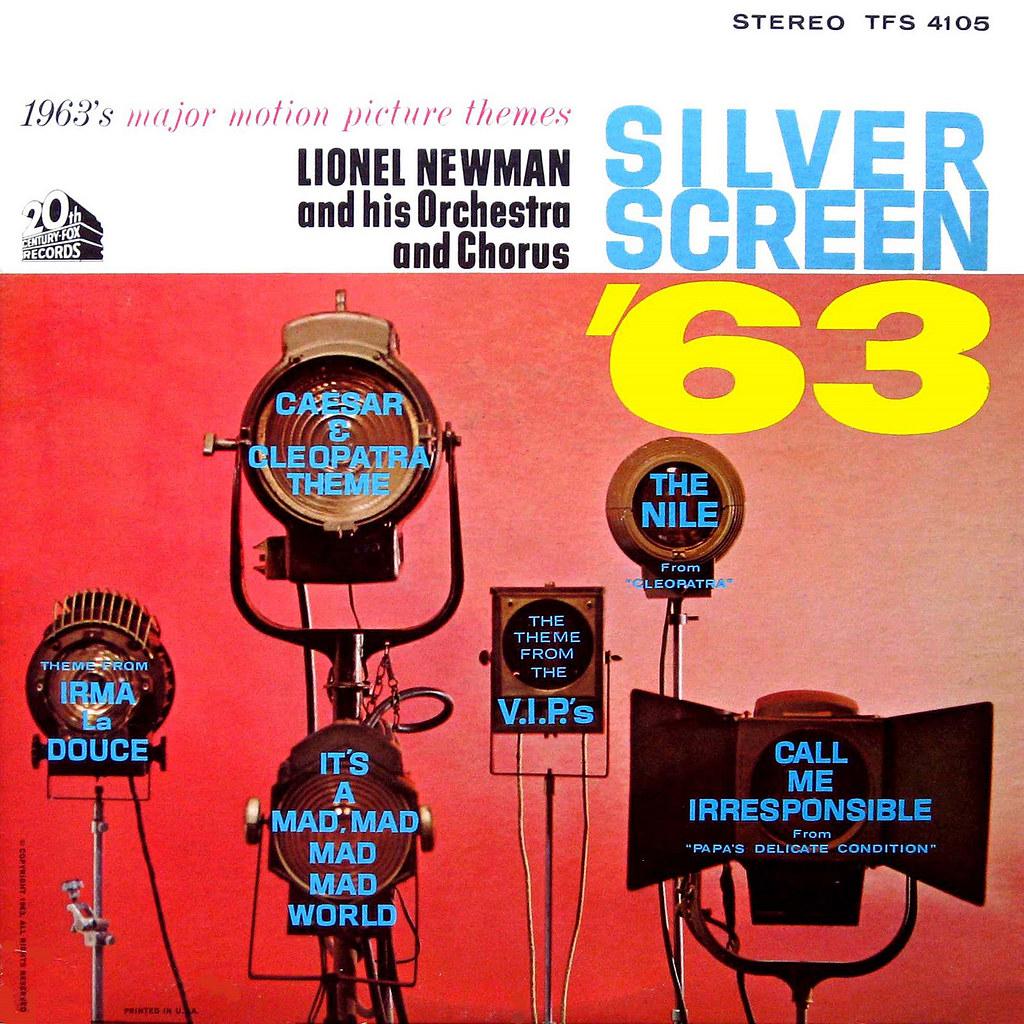 Lionel Newman - Magic Screen