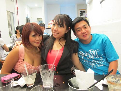 Singapore Lifestyle Blog, Singapore Food Blog, nadnut, mystery makan, mysterymakan, box n sticks