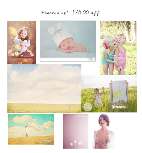 "runners up ""Pastel theme"""