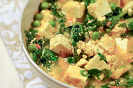 curry de tofu, mazare si spanac (6 of 6)