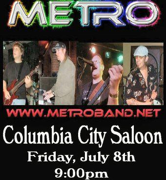 Metro 7-8-11