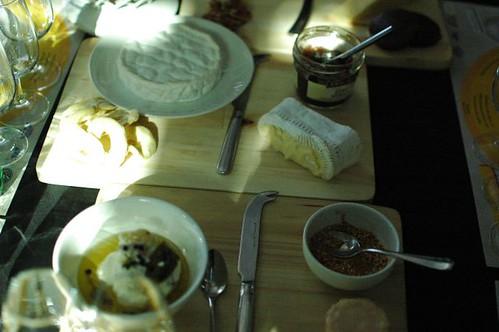 Cheeses, etc