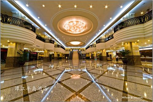 开平潭江半岛酒店 by davidyuweb