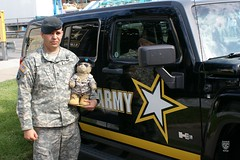Day 127 - General Sarge and SSG Smith