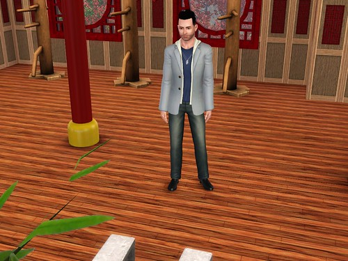 Sims 3 Custom Content - Freezing Scorpion Academy