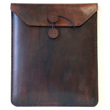 leather IPAD case julieboyles