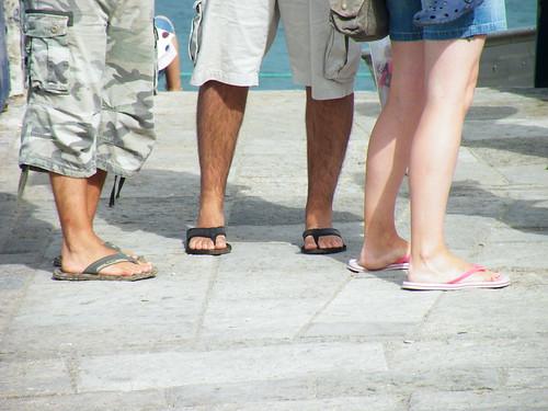 i love flip flops.