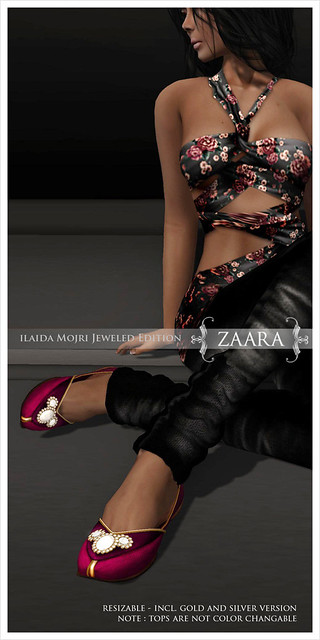 Zaara : Ilaida Mojri jeweled edition