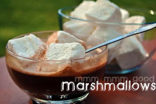 Mmmm, Marshmallows