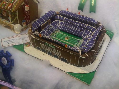 2010.11.27: Ravens' Stadium