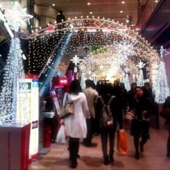 クリスマスのお買い物♪