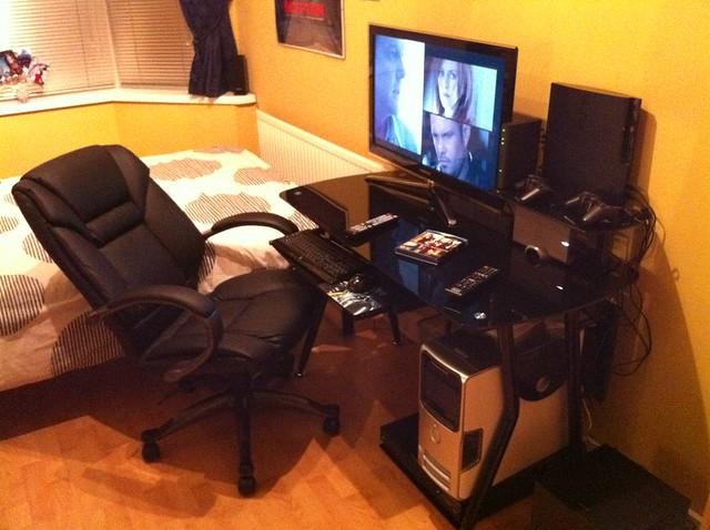 My new bedroom/study AV setup | What Hi-Fi?