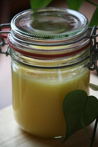Homemade Lemon Curd