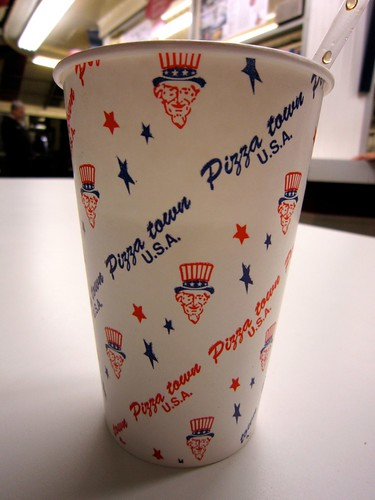 Pizza Town USA - Uncle Sam Cup