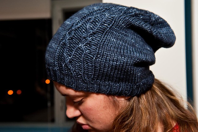 Flavia's Slouch - FINISHED
