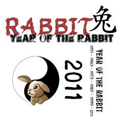 Year of the Rabbit (athletic 2 horizontal)