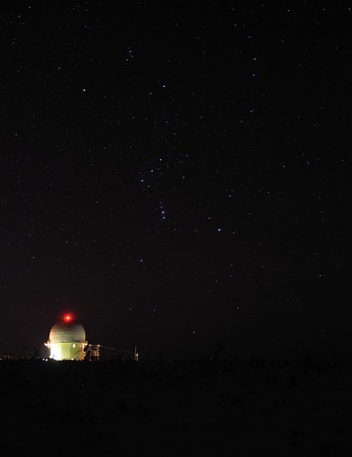 Orion and Radar