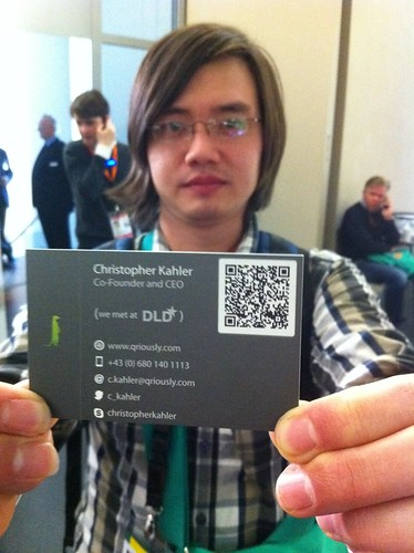 This is how you should do business cards for SXSW. Thanks @c_kahler