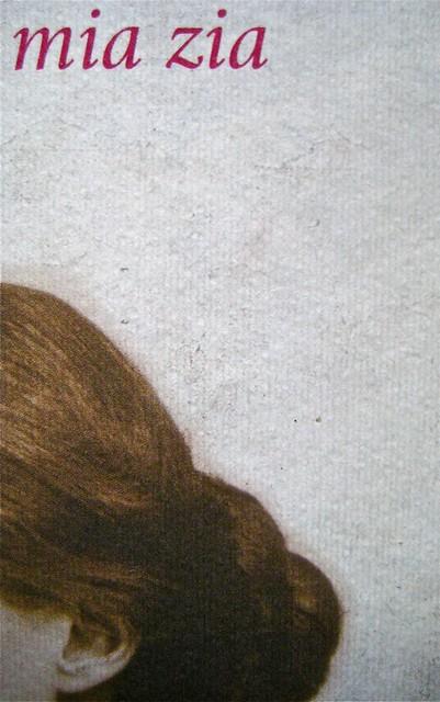 "Quentin Bell, Virginia Woolf, mia zia, La tartaruga edizioni 2011; art director Mara Scanavino, alla cop.: ""Virginia Woolf ritratta da George Charles Beresford; cop. (part.), 2"