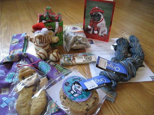 Ravelry Pug Holiday Swap