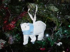 Finished Polar Bear