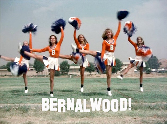 Bernalwood Cheerleaders