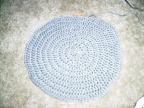 Basket Bottom (Kyuuto Japanese Crochet)