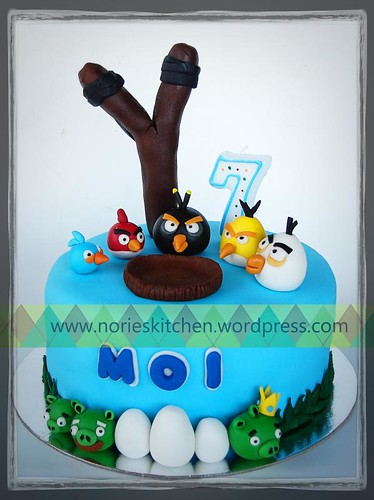 Norie's Kitchen - Angry Birds 4