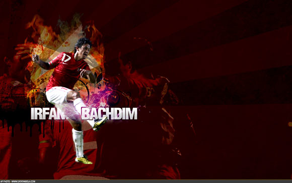 Wallpaper: Irfan Bachdim Indonesia