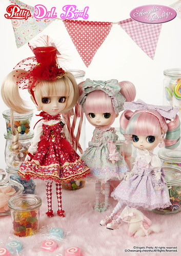New Set of Angelic Pretty Dolls