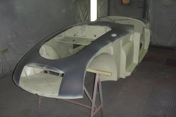 MG-A strakmaken