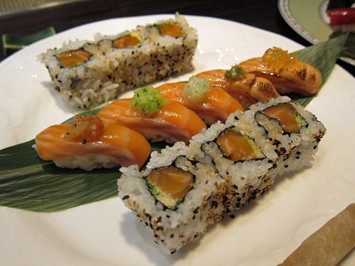 Salmon Set