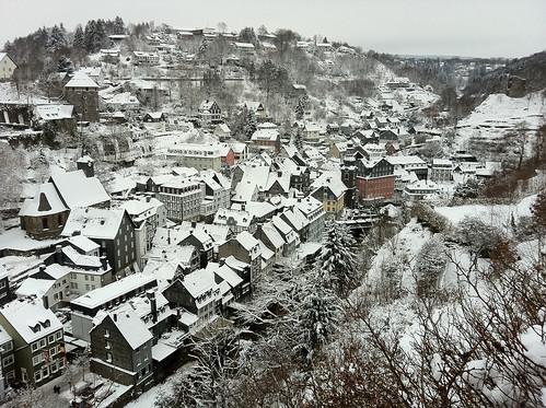 View Over Monschau