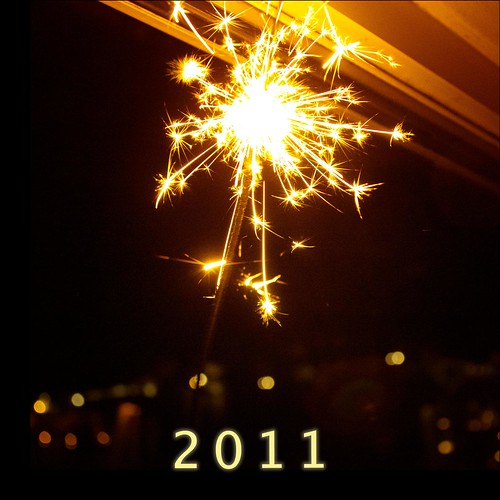 Best Wishes for 2011 : Photo : Gilderic