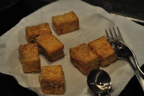 Pepper Tofu