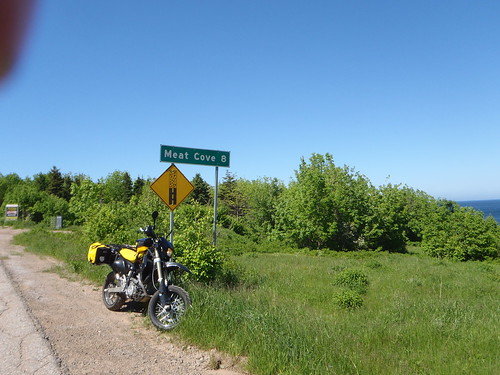 My favorite road sign