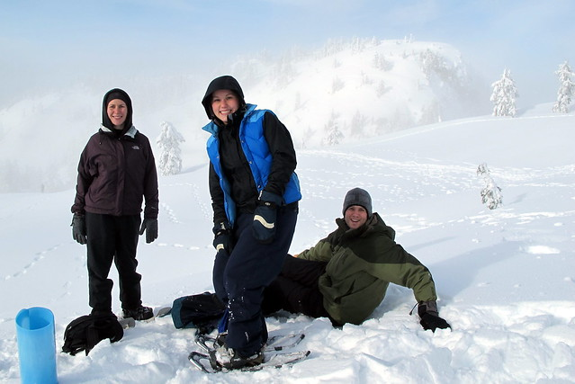 Greater Vancouver Snowshoe - Mount Seymour (First Pump Peak) (1/6)
