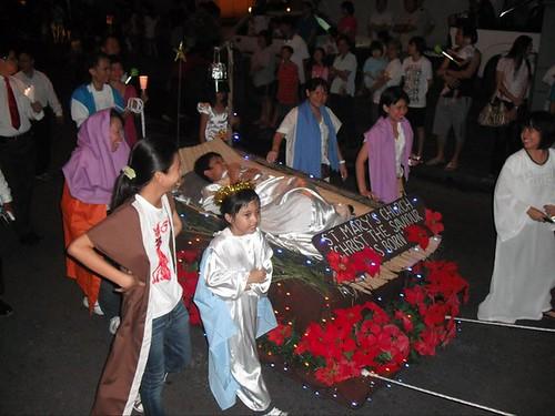 Sibu Christmas parade - St Mary's