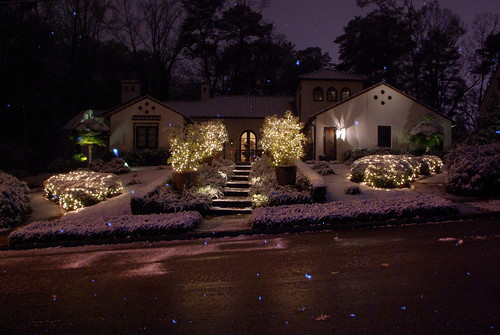 Great Atlanta Christmas Snow of 2010
