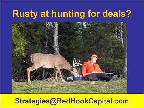 CARTOON Rusty Hunter